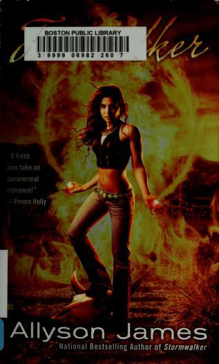 Cover of: Firewalker | Allyson James